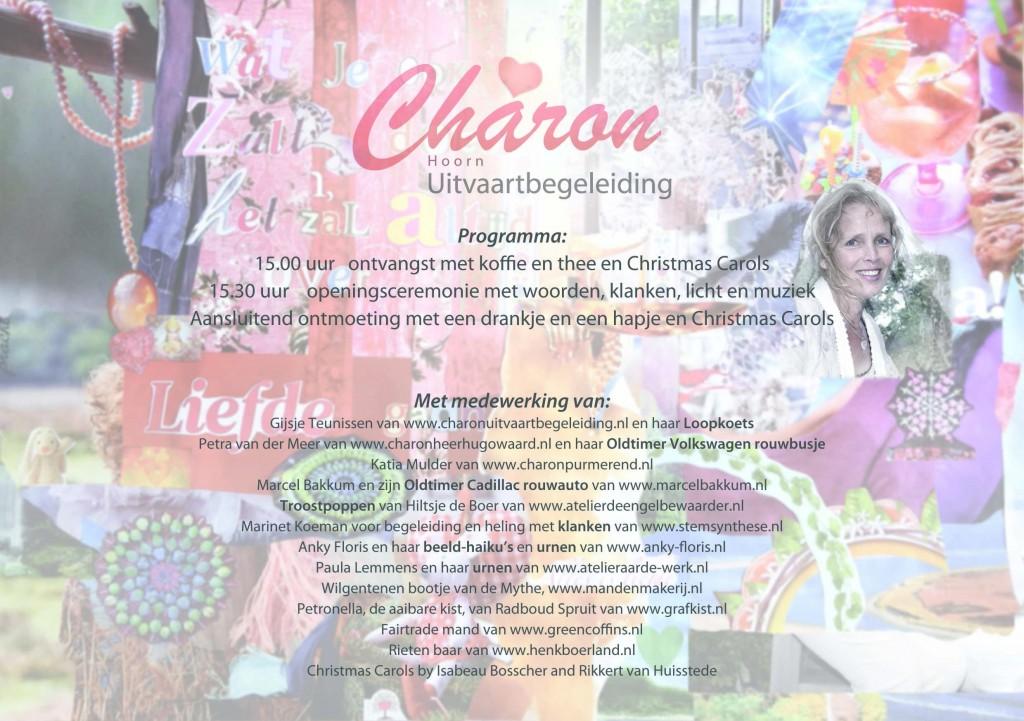 Programma Opening Charon Hoorn