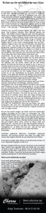 Column NHD d.d. 9 februari 2013