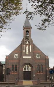 RK kerk egmond aan Zee