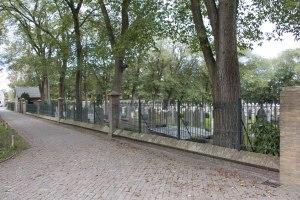 Begraafplaats in Egmond aan Zee